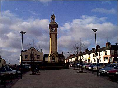 Clock Tower - Tower Square, Tunstall