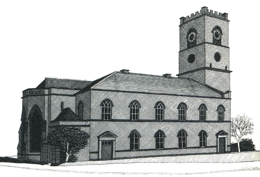 St. John's Church, Hanley