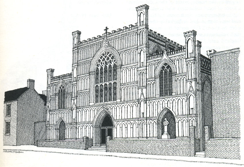 No 21 - HOLY TRINITY CHURCH, Newcastle