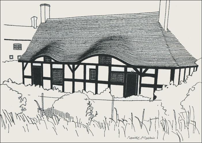 Izaak Waltons Cottage Shallowford