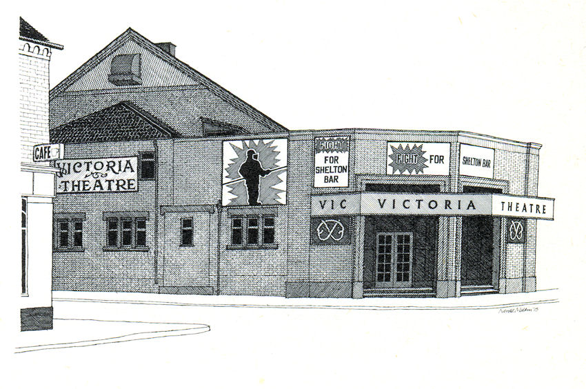 the play 'Awkward Cuss' was about Havergal Brian and was produced in the round at the Victoria Theatre, Hartshill