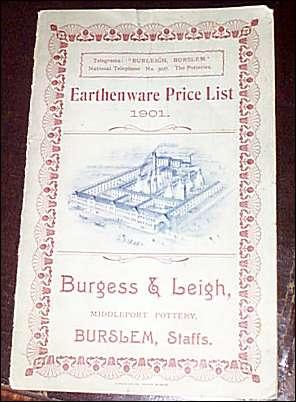 organization price list