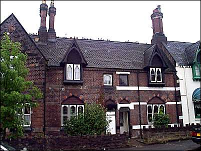 Listed Buildings In Stoke On Trent 62a Minton Cottages Hartshill Road