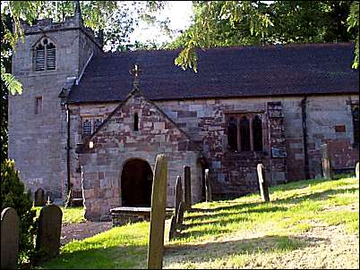 St. Peter's Church, Maer