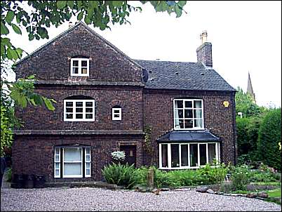 Elm Tree House, Penkhull