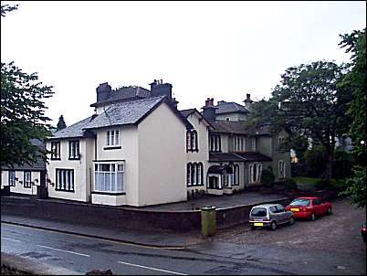 No. 1, The Villas, Stoke upon Trent, home of Louis Solon