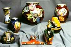 Art Deco Carlton Ware
