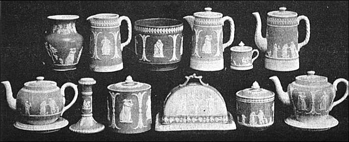 Examples of Dudson Ware