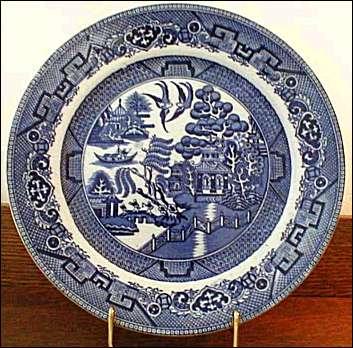 Pfaltzgraff Blue Meadow 32-piece Dinnerware Set | Overstock.com