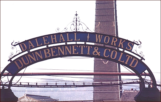 Dunn Bennett occupied the Dalehall Works c.1937 - 1998